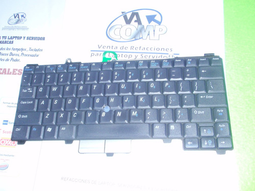 teclado dell latitude d400 keyboard 1w367 us  optimas condis