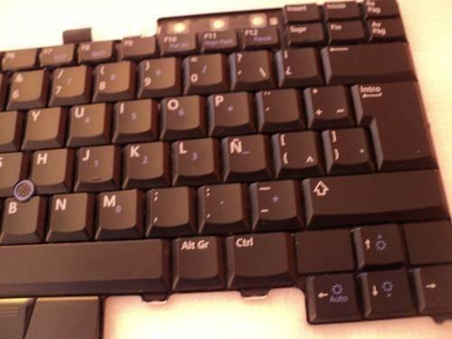 teclado dell latitude e5500 original en español