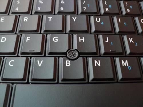 teclado dell latitude e6420  impecable en español