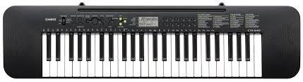 teclado digital 49 teclas ctk-240 casio ( envío gratis )