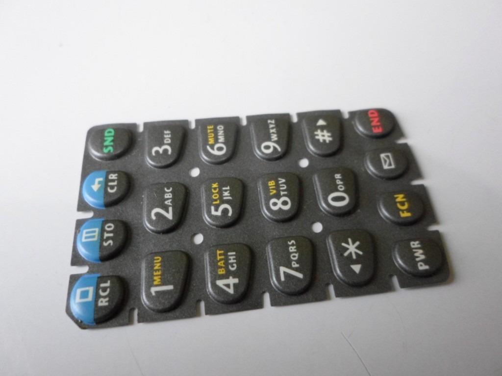 Teclado Do Celular Motorola V8160 Original R 15 00 Em Mercado Livre