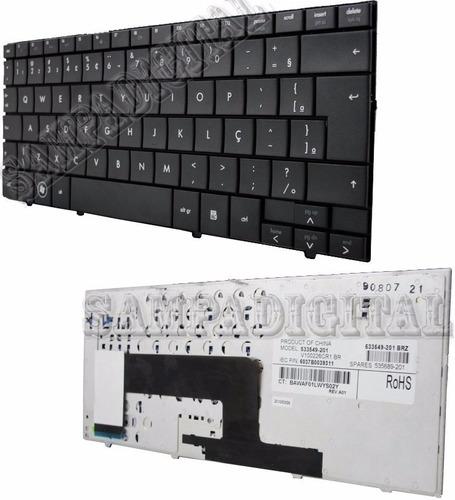 teclado do hp mini 1000 mp-08c18pa-930 496688-201 original