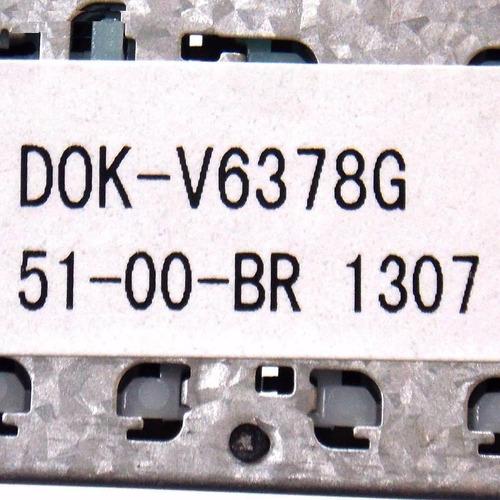 teclado dok-v6378g