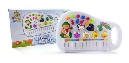 teclado dos piano