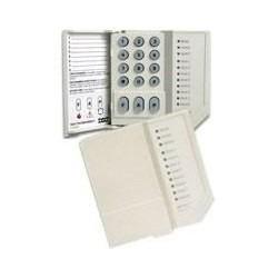 teclado dsc pc 1555rkz (led para 8 zonas)