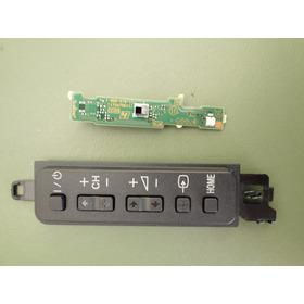 Teclado E Sensor Sony Kdl 40w605b