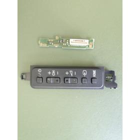 Teclado E Sensor Tv Sony Kdl 48w605b
