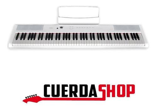 teclado eléctrico artesia performer 88 notas semi pesadas
