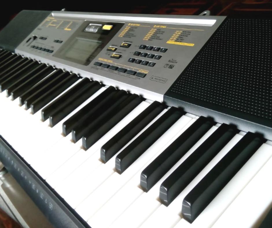8423108c619f teclado electrico casio lk 260. Cargando zoom.