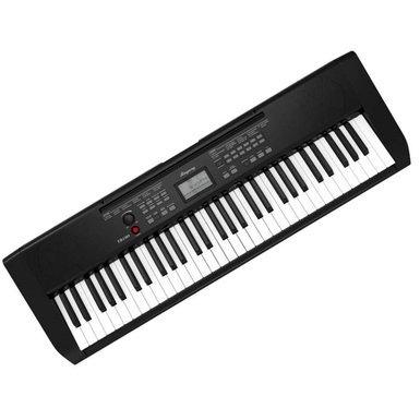 teclado electronico 61 teclas musica sonido audiomex