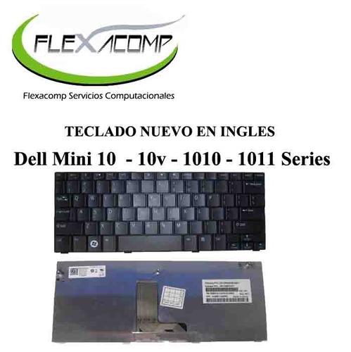 teclado  en ingles  dell mini 10 - 10v - 1010 - 1011 series