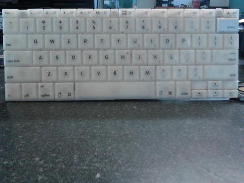 teclado en ingles  ibook a1007 modelo: *kz245195mkba*