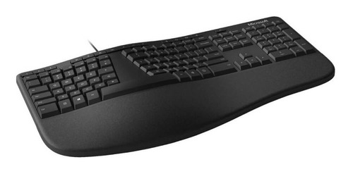 teclado ergonomico microsoft lxn-00003 usb for bussines