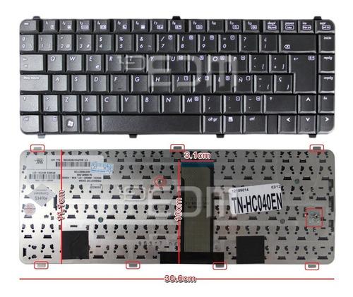 teclado español hp/compaq business 6530s 6535s 6730s 6731s