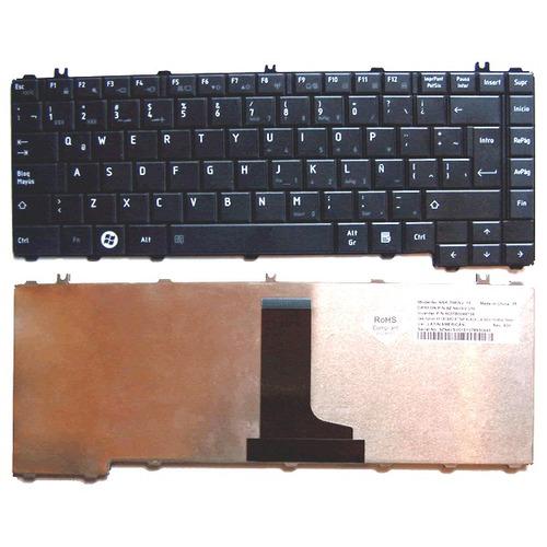 teclado español toshiba satellite c645d c645 c640 l630 vv4