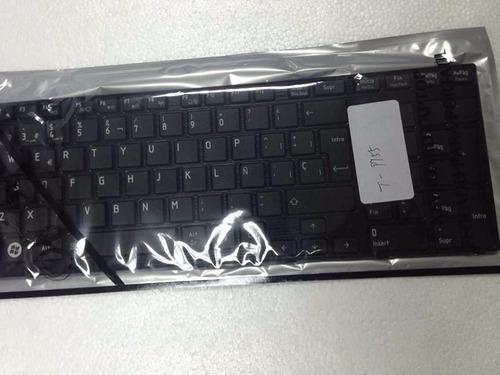 teclado español toshiba satellite p750 a665 p755 p770 p775