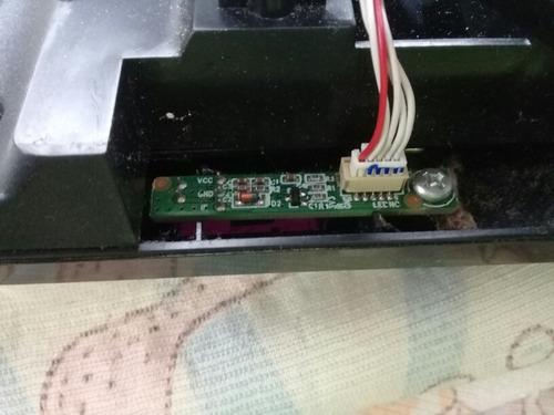 teclado funções com sensor cr tv led philco ph28b25dg
