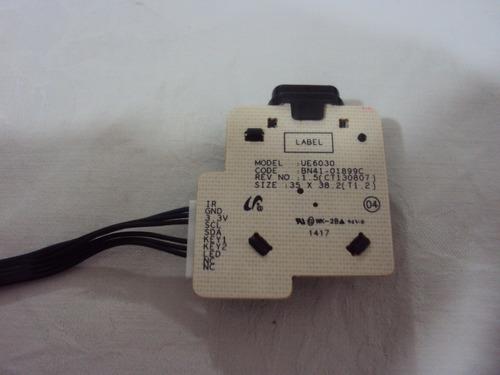 teclado funções + receptor cr samsung bn41-01899c