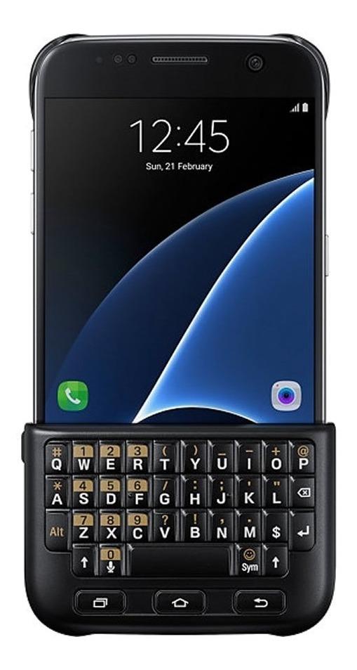 dfc27ec1f7b Teclado Galaxy S7 Edge Keyboard Cover Samsung Original - $ 899.00 en ...