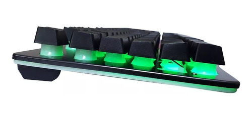 teclado gamer friwoll retroiluminado fw-708 usb