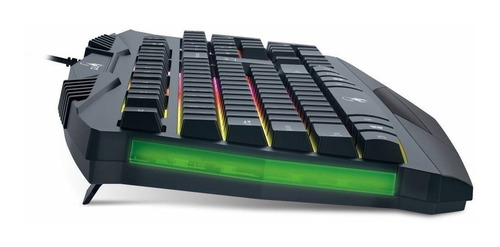 teclado gamer genius gx scorpion k220 retroiluminado 7 color