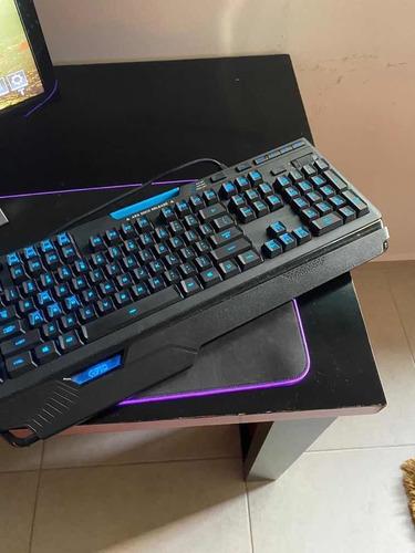 teclado gamer logitech g-910