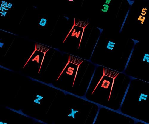 teclado gamer logitech g410 atlas spectrum 920-007731 rgb