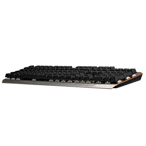 teclado gamer mecánico gigabyte aorus k7 rgb fusion usb htg