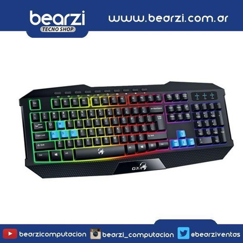 teclado gamer multimedia  scorpion k215