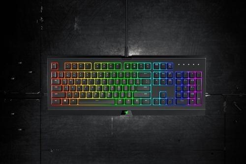 teclado gamer razer cynosa chroma rgb usb español ñ htg2