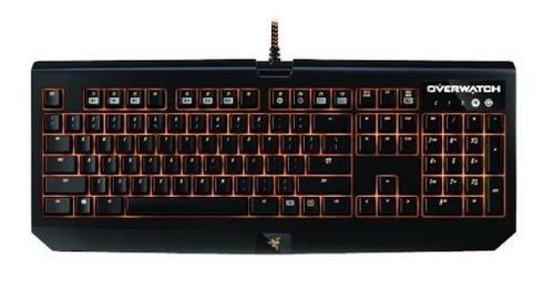 teclado gamer razer overwatch blackwidow chroma htg2