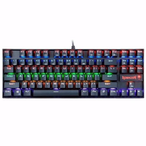 teclado gamer redragon k552 kumara tecnologia outemo