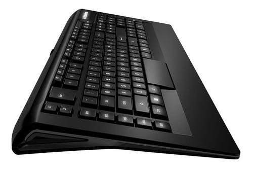 teclado gamer steelseries apex 300