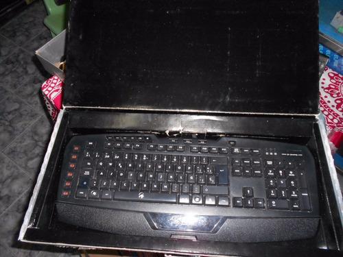 teclado gamers genius gx imperator  en buen estado cali