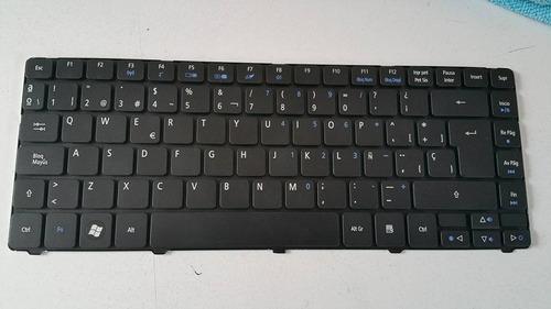 teclado gateway e1-431 e1-471 ne46r06m nc46r español negro