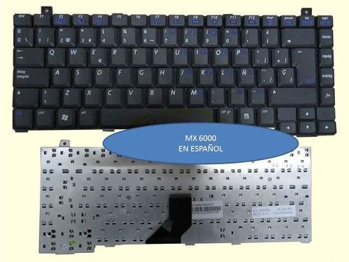 teclado gateway mx3000