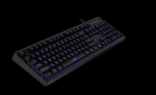 teclado genius gx-gaming scorpion k6 retroiluminacion azul