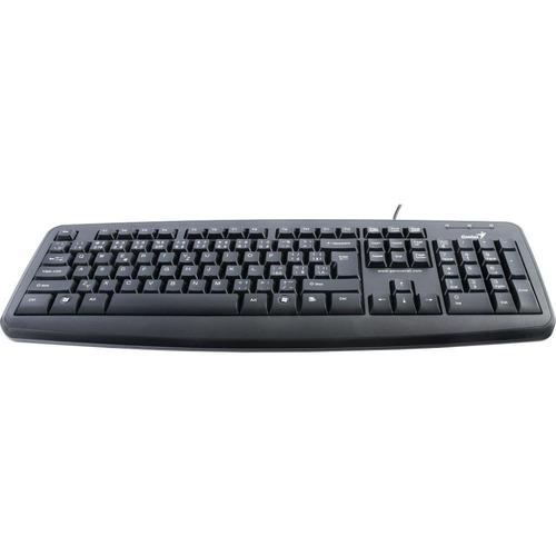 teclado genius kb-110x pc usb español - factura a / b