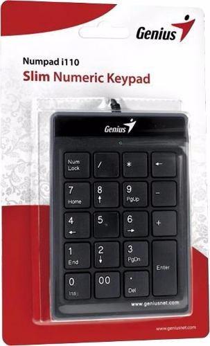 GENIUS NUMPAD I110 NUMERIC KEYPAD WINDOWS 8 X64 DRIVER DOWNLOAD