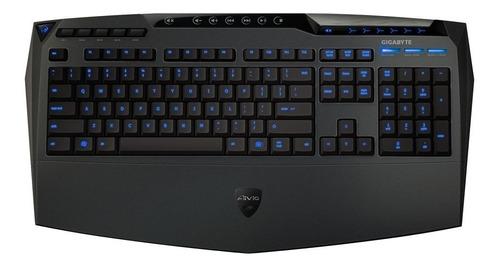 teclado gigabyte aivia k8100 gaming
