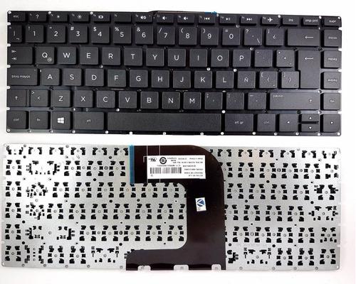 teclado hp 14-ac 14-af 807169-161 hpm14n9 español