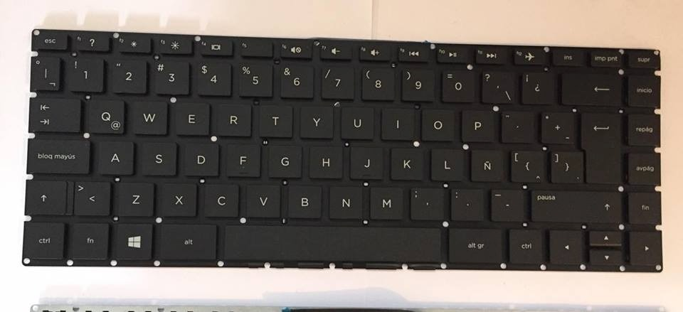 CH New Keyboard FOR DELL FOR ALIENWARE M11X R2 Backlit-in Replacement Keyboards from Computer