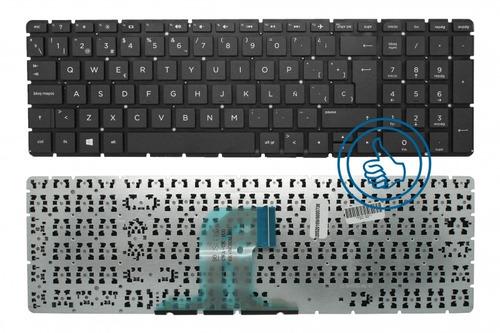 teclado hp 15-ac 15-af g4 255 negro español sin marco