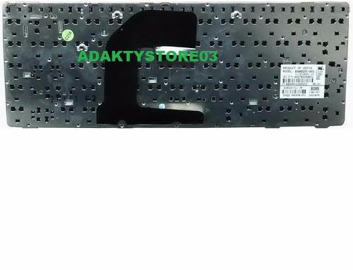 teclado hp 8560p
