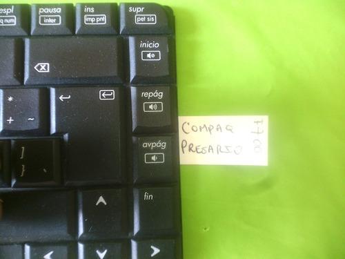 teclado hp compaq