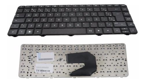 teclado hp compaq cq43-325br cq43-327br cq43 padrão br com ç