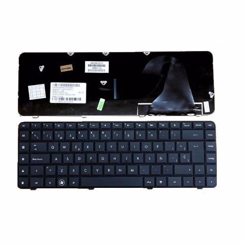 teclado hp compaq cq56 cq62 g52 g62 negro español