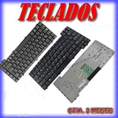 teclado hp compaq presario cq61 g61 en español original