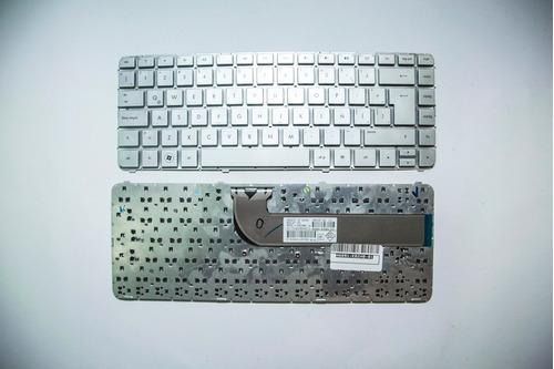teclado hp dv4-3000 dv4-3100 dv4-3200 dv4-4000 plata