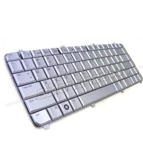 teclado hp dv5 plateado ingles disponible en medellin